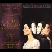Grand Tier - Mozart: Le nozze di Figaro / Karajan, et al