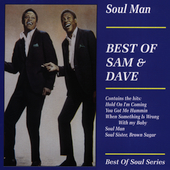 Sam & Dave: Soul Man: The Best of Sam & Dave