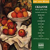 Art and Music - Cezanne - Music of His Time