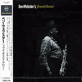 Ben Webster: Ben Webster's Finest Hour