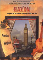 A Musical Journey - Haydn: Symphonies Nos. 103 & 104 [DVD]