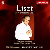 Liszt: Symphonic Poems Vol 2 / Noseda, BBC PO