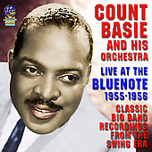 Count Basie: At the Bluenote