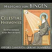 Hildegard von Bingen: Celestial Harmonies / Jeremy Summerly, Oxford Camerata