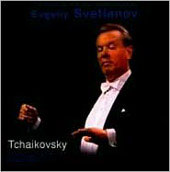 Tchaikovsky: Symphony no 5, Hamlet Fantasy Overture  / Svetlanov, State Academic SO