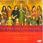 Beeson: In Praise of Singing, Tides of Miranda, etc / Gregg Smith Singers