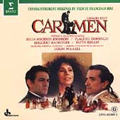 Bizet: Carmen - Highlights / Maazel, Migenes, Domingo, et al
