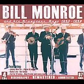 Bill Monroe: And His Bluegrass Boys 1950-1958 [Box]