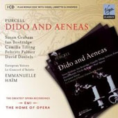 Purcell: Dido And Aeneas / Emmanuelle Haim, et al