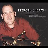 Pierce Plays Bach