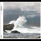 Ludwig Van Beethoven: Cello Sonatas