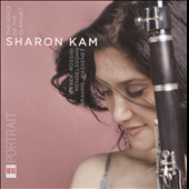 The Voice Of The Clarinet / Sharon Kam, clarinet