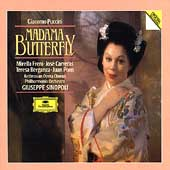 Puccini: Madama Butterfly / Sinopoli, Freni, Carreras, et al
