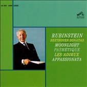 Beethoven: Sonatas / Rubinstein