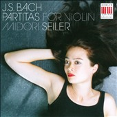 Bach: Partitas for Violin / Seiler