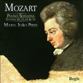 Mozart: Piano Sonatas 10, 11, 12 & 14 / Pires