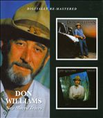 Don Williams: New Moves/Traces