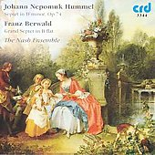 Hummel, Berwald: Septets / Nash Ensemble