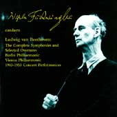 Furtwängler conducts Beethoven: The Complete Symphonies, etc