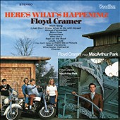 Floyd Cramer: Plays Macarthur Park & Here's What's Happening! *