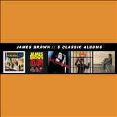 James Brown: 5 Classic Albums [Box]