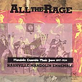 All the Rage / Nashville Mandolin Ensemble