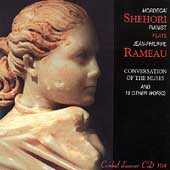 Rameau: Conversation of the Muses, etc / Mordecai Shehori
