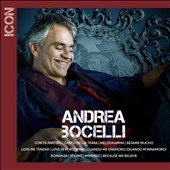 Icon / Andrea Bocelli, tenor