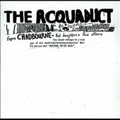 Eugene Chadbourne: The Acquaduct [8/7]