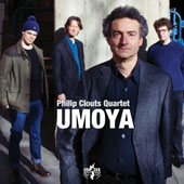 Philip Clouts Quartet: Umoya [10/2]