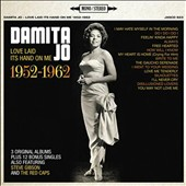Damita Jo: Love Laid Its Hand on Me 1952-62 [Original Albums]