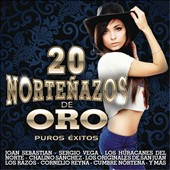 Various Artists: 20 Nortenazos de Oro
