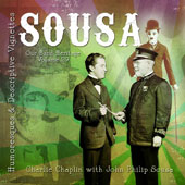 John Philip Sousa (1854-1932): Humoresques & Descriptive Vignettes, Vol. 29 / Allentown Band, Ronald Demkee