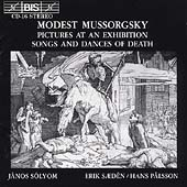 Mussorgsky: Pictures at an Exhibition, etc / János Sólyom