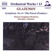 Glazunov: Symphony no 6, 