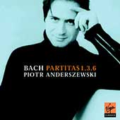 Bach: Piano Partitas no 1, 3 & 6 / Piotr Anderszewski