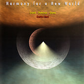 Harmony for a New World - Crumb, Gamer, Patterson