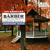 The American Composers Series - Music of Samuel Barber