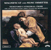 Magnificat and Nunc Dimittis Vol 7 / Massey, Williams