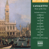 Art and Music - Canaletto - Music of His Time