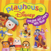 Disney: Playhouse Disney: Imagine and Learn with Music [Blister]