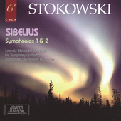Sibelius: Symphonies 1 & 2 / Stokowski, NBC SO