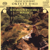 Schubert: Octet D 803 / Scharoun Ensemble