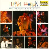 Lionel Hampton & The Golden Men of Jazz/Lionel Hampton: Lionel Hampton and the Golden Men of Jazz: Live at the Blue Note