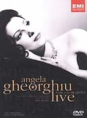 Gheorghiu, Angela: Live From Covent Garden [DVD]