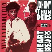 Johnny Thunders/Johnny Thunders & the Heartbreakers: Vive la Revolution! [PA]