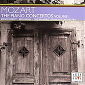 Mozart: The Piano Concertos Vol 1 / Kirschnereit, Beermann