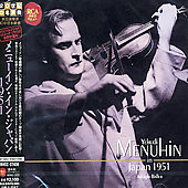 Menuhin In Japan 1951 (Remastered)