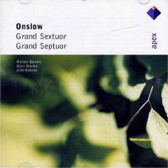 Onslow: Grand Sextuor Op.77b, Grand Septour Op.79