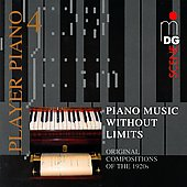 SCENE Player Piano 4 - Piano Music Without Limits